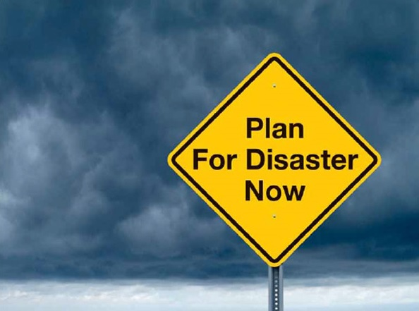 Plan for Disaster Now